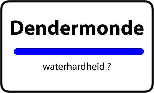 Waterhardheid Dendermonde Ontkalker