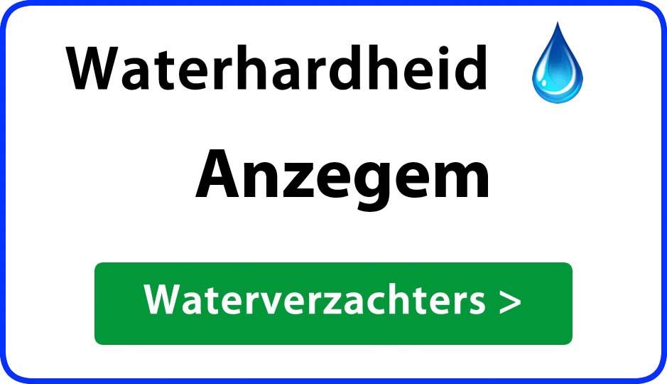 waterhardheid anzegem waterverzachter