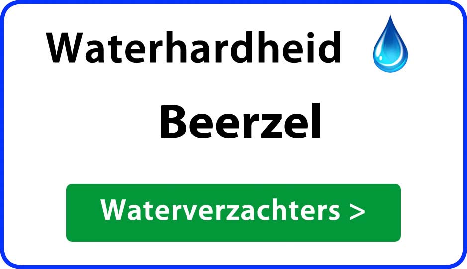 waterhardheid beerzel waterverzachter