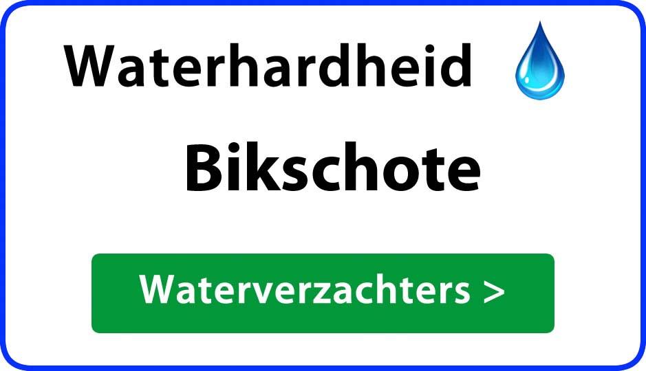 waterhardheid bikschote waterverzachter