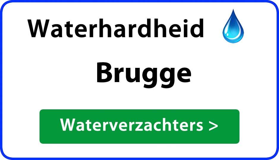 waterhardheid brugge waterverzachter