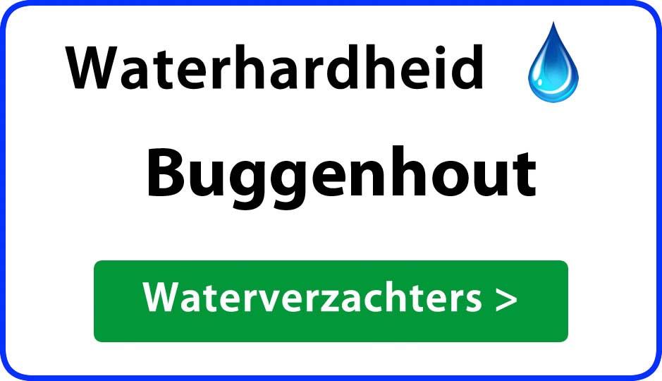 waterhardheid buggenhout waterverzachter