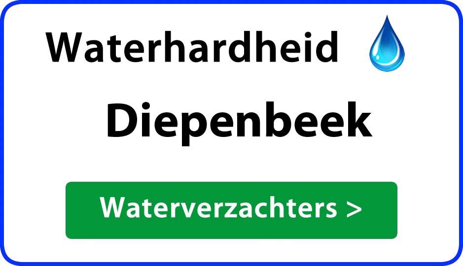 waterhardheid diepenbeek waterverzachter