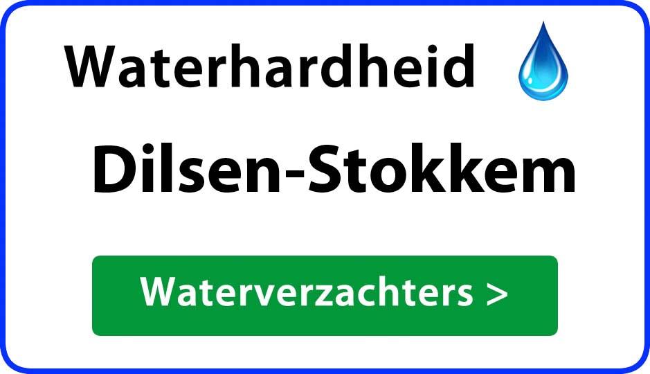 waterhardheid dilsen-stokkem waterverzachter
