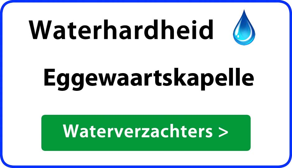 waterhardheid eggewaartskapelle waterverzachter