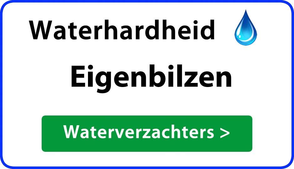 waterhardheid eigenbilzen waterverzachter