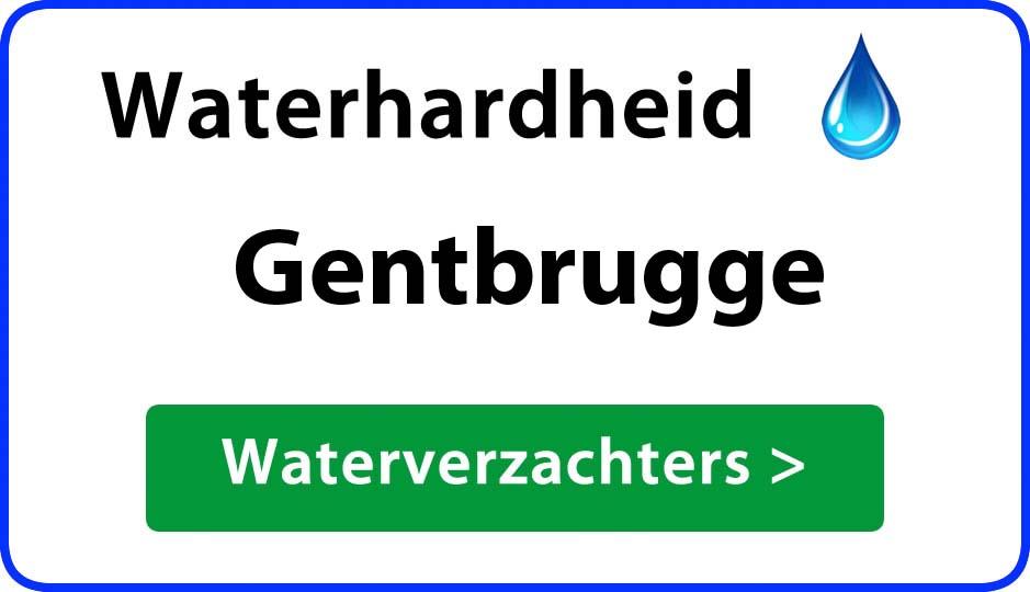 waterhardheid gentbrugge waterverzachter