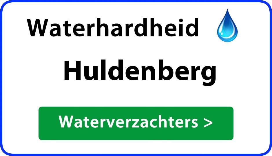 waterhardheid huldenberg waterverzachter