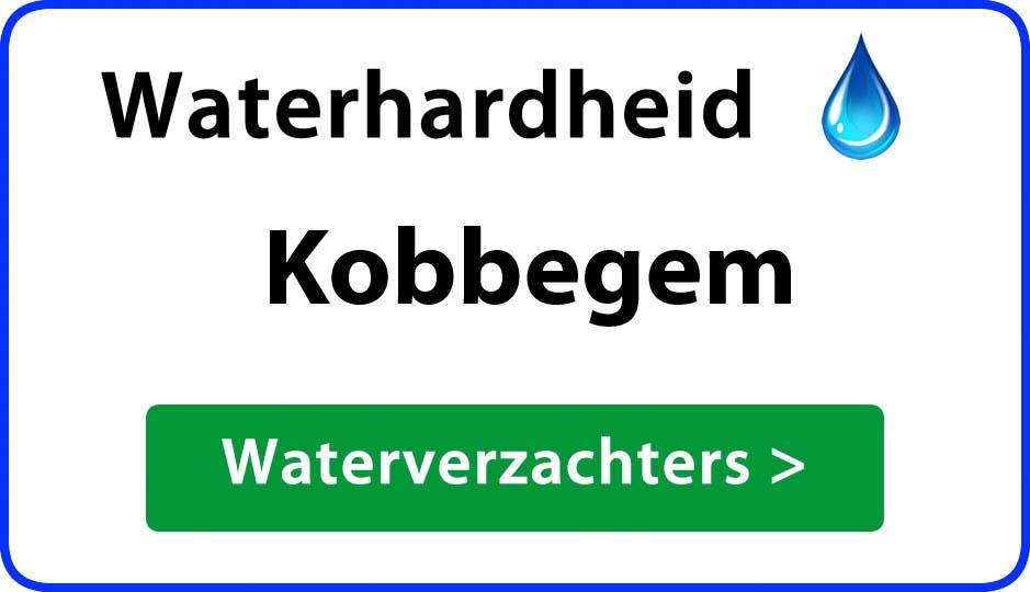 waterhardheid kobbegem waterverzachter