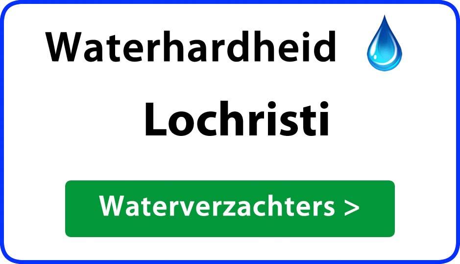 waterhardheid lochristiristi waterverzachter