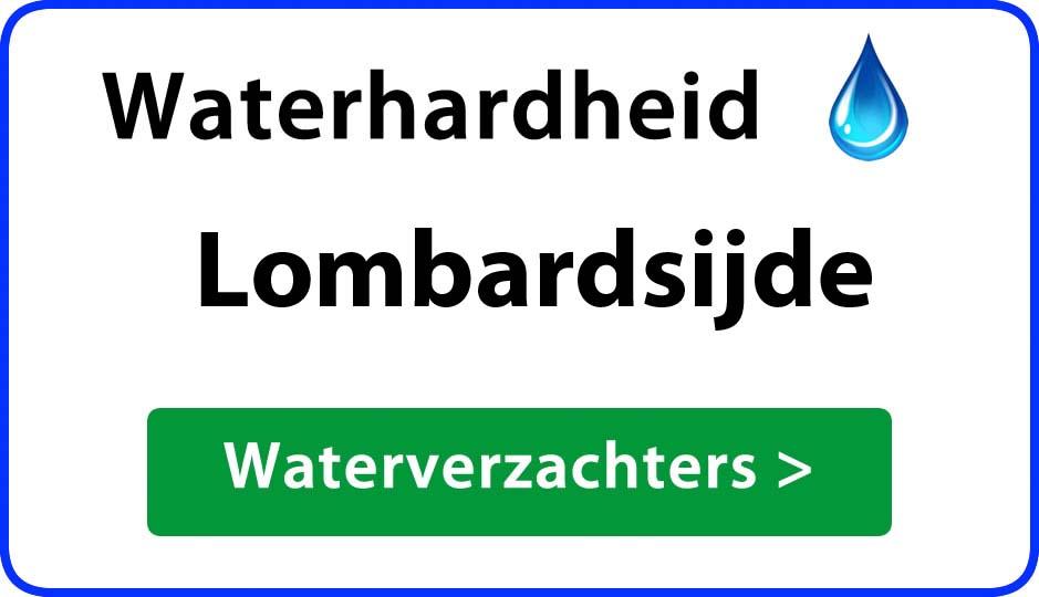 waterhardheid lombardsijde waterverzachter