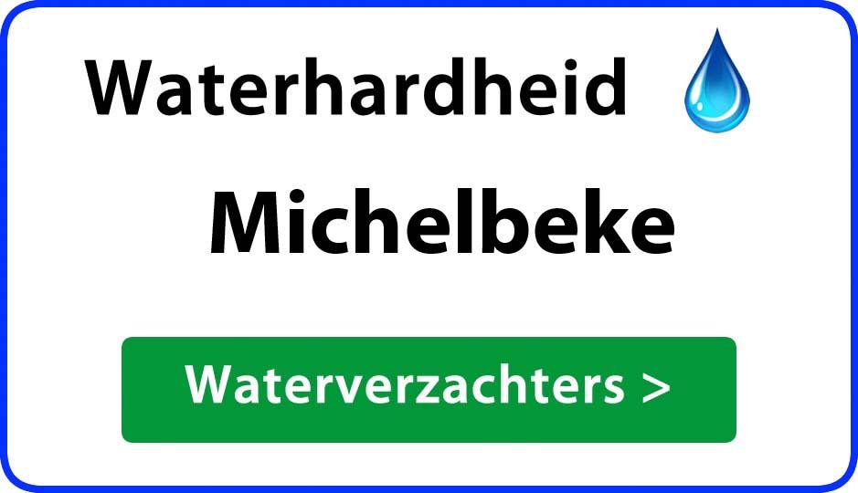 waterhardheid michelbeke waterverzachter