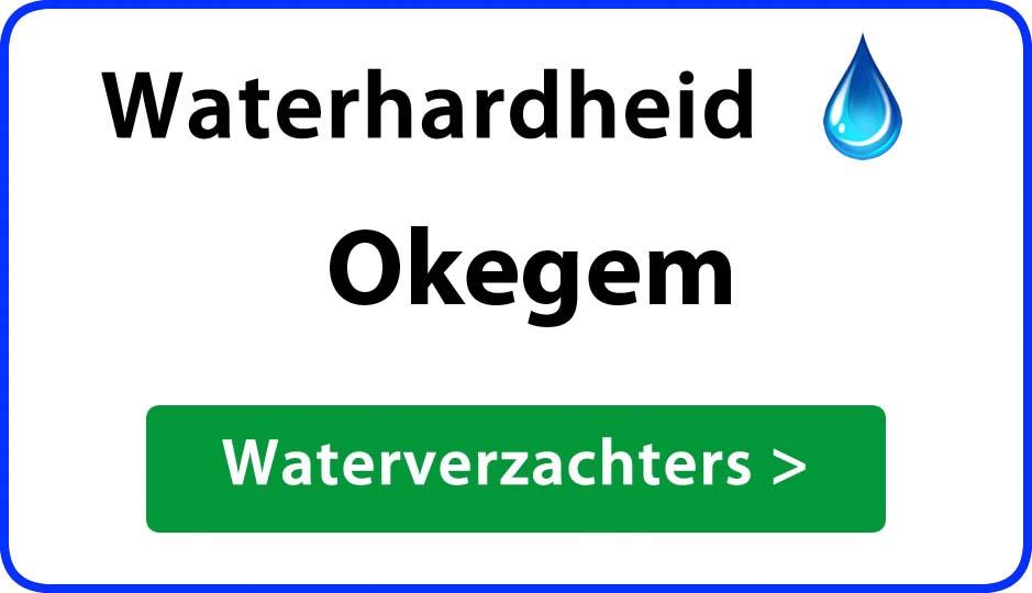 waterhardheid okegem waterverzachter