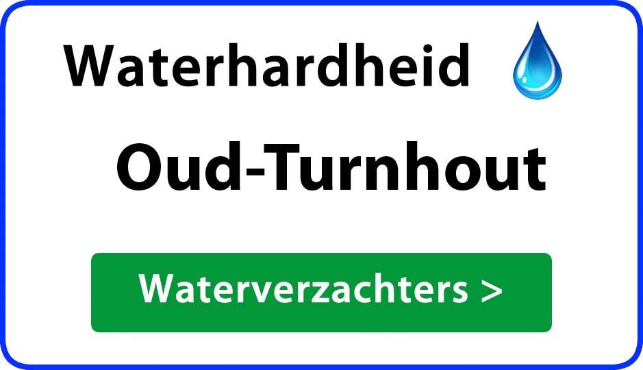 waterhardheid oud-turnhout waterverzachter