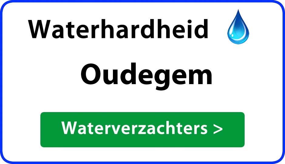 waterhardheid oudegem waterverzachter