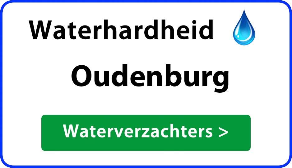 waterhardheid oudenburg waterverzachter