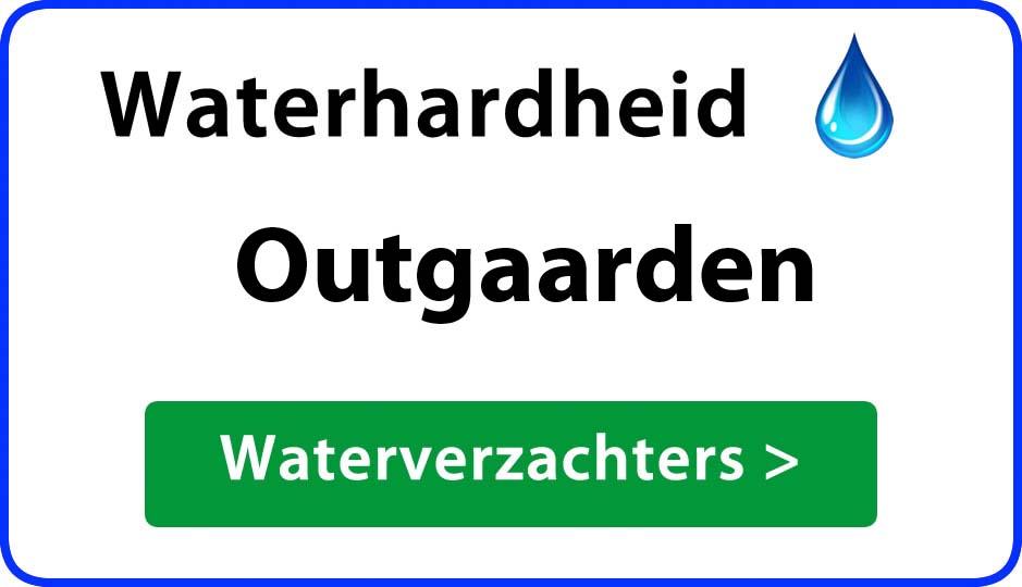 waterhardheid outgaarden waterverzachter