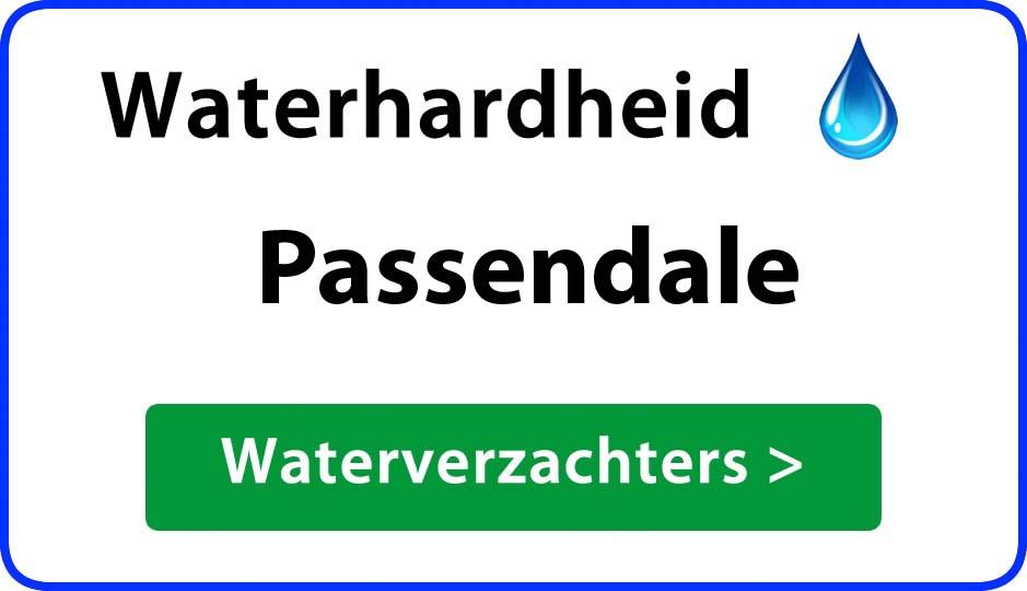 waterhardheid passendale waterverzachter