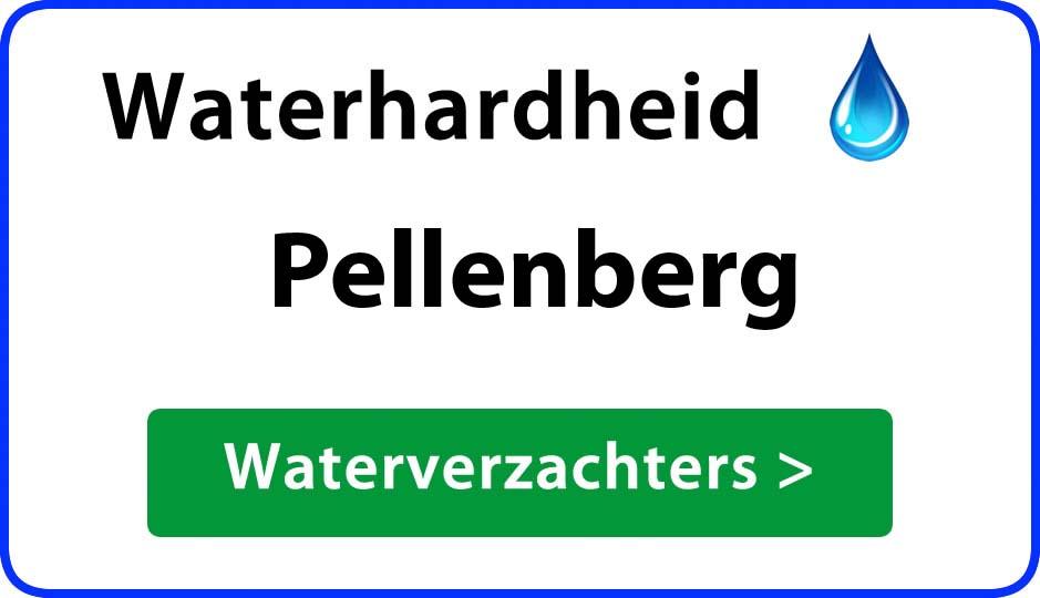 waterhardheid pellenberg waterverzachter