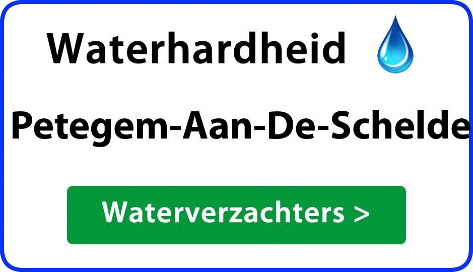 waterhardheid petegem-aan-de-schelde waterverzachter