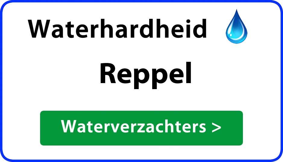 waterhardheid reppel waterverzachter