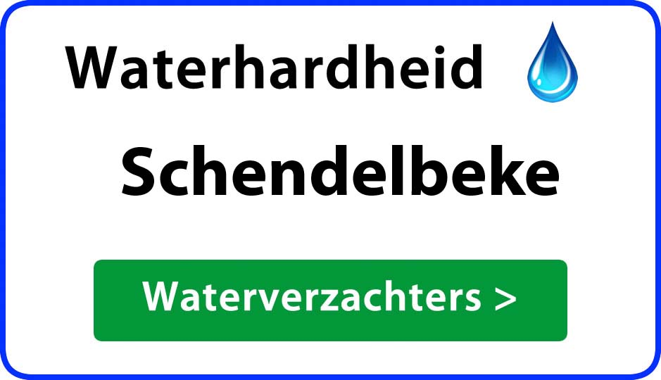 waterhardheid schendelbeke waterverzachter