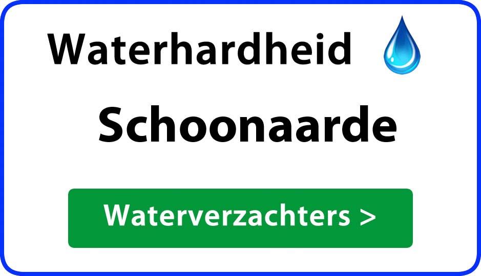 waterhardheid schoonaarde waterverzachter