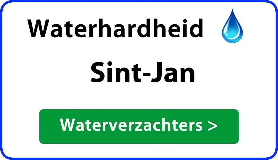 waterhardheid sint-jan waterverzachter