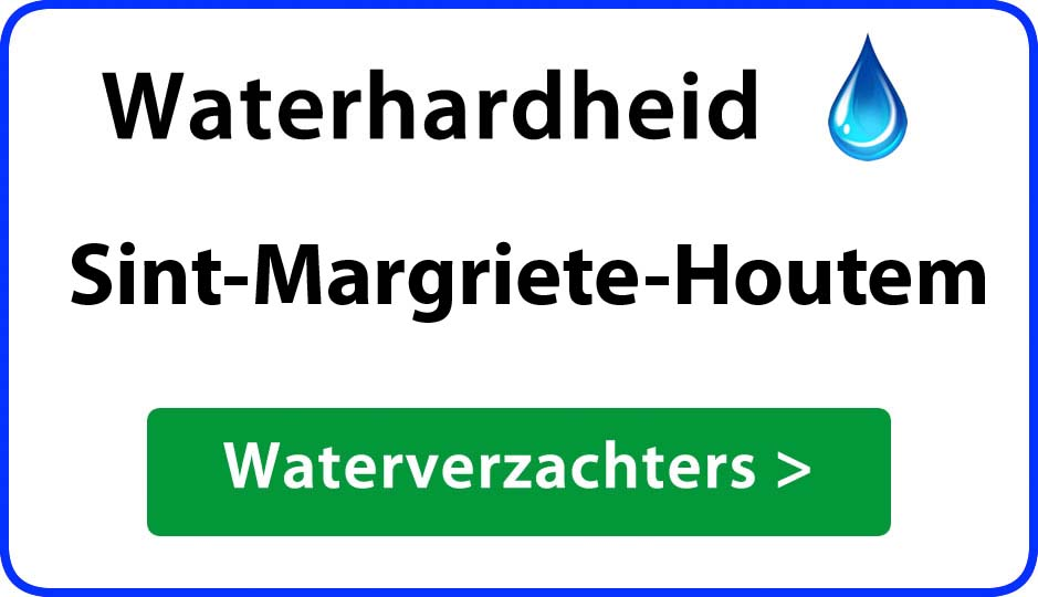 waterhardheid sint-margriete-houtem waterverzachter