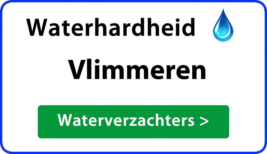 waterhardheid vlimmeren waterverzachter