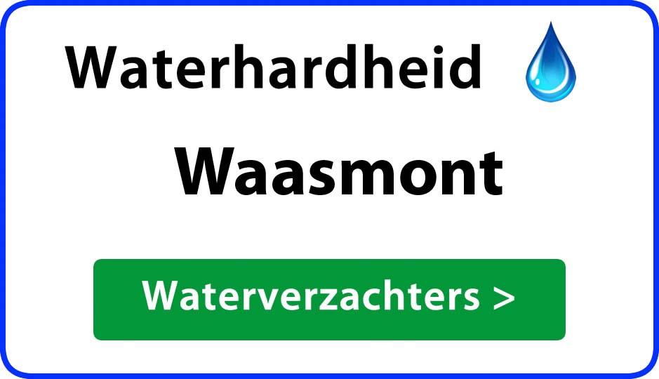 waterhardheid waasmont waterverzachter