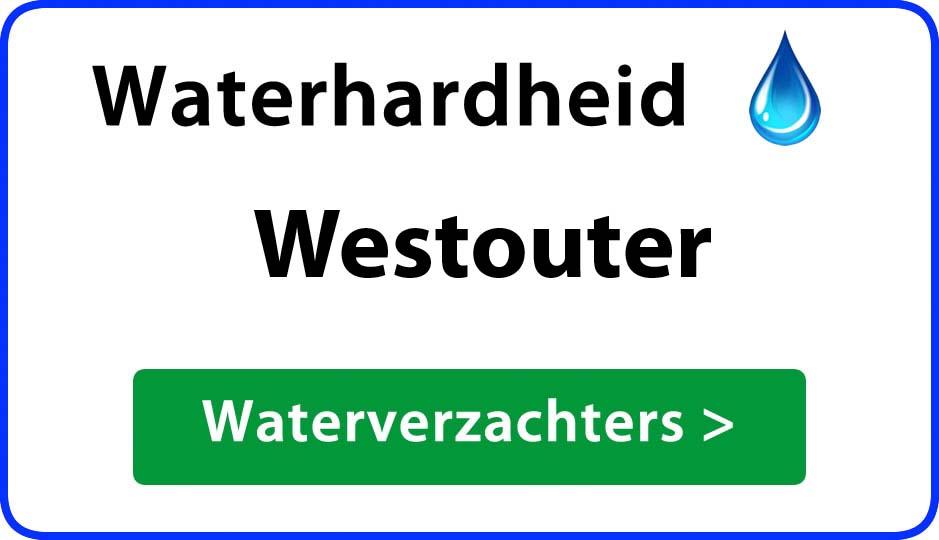 waterhardheid westouter waterverzachter
