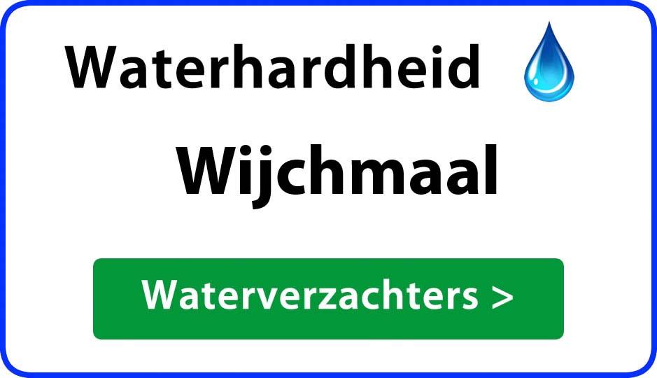 waterhardheid wijchmaal waterverzachter