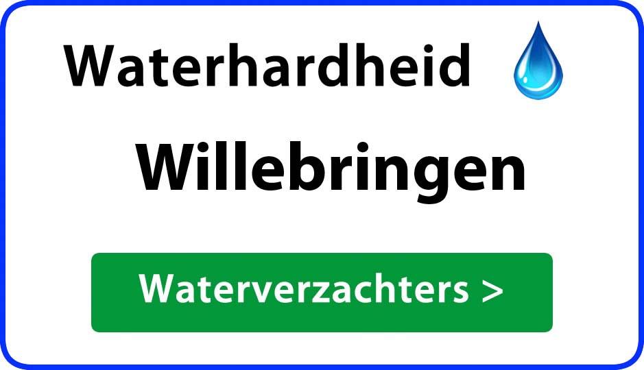 waterhardheid willebringen waterverzachter