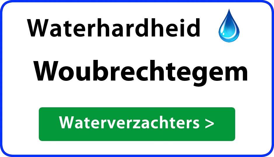 waterhardheid woubrechtegem waterverzachter
