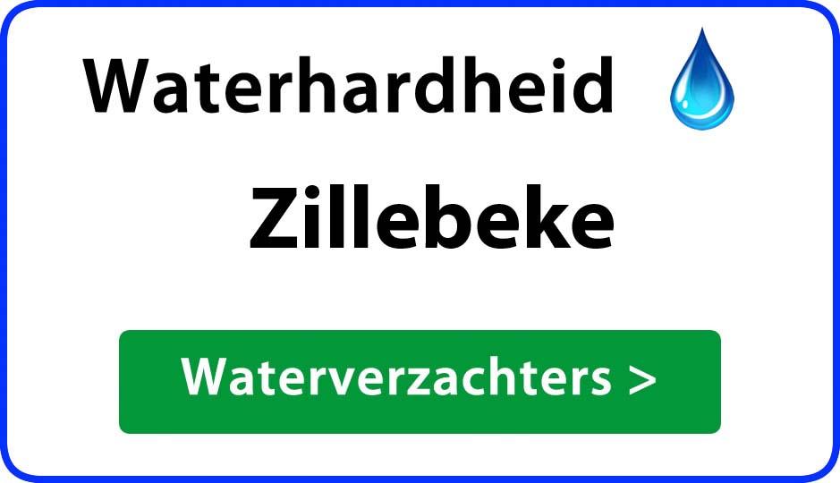 waterhardheid zillebeke waterverzachter